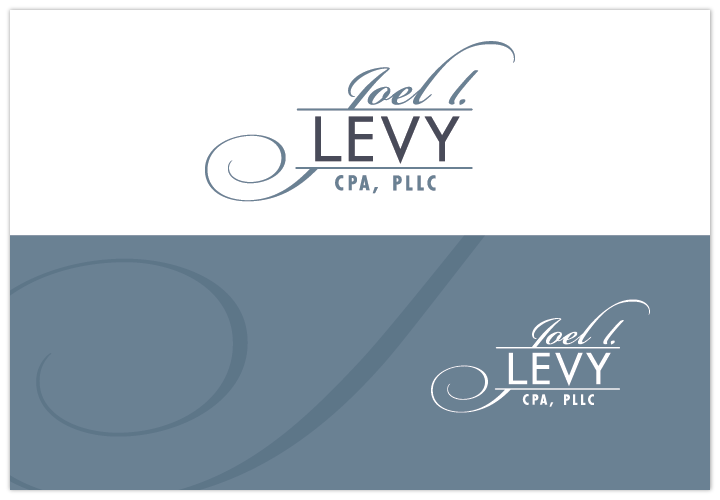 Image of Joel I. Levy, CPA, PLLC logo by John Paredes Design