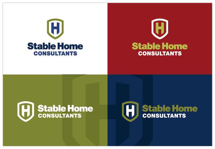 Image of Stable Home Consultants logo by John Paredes Design